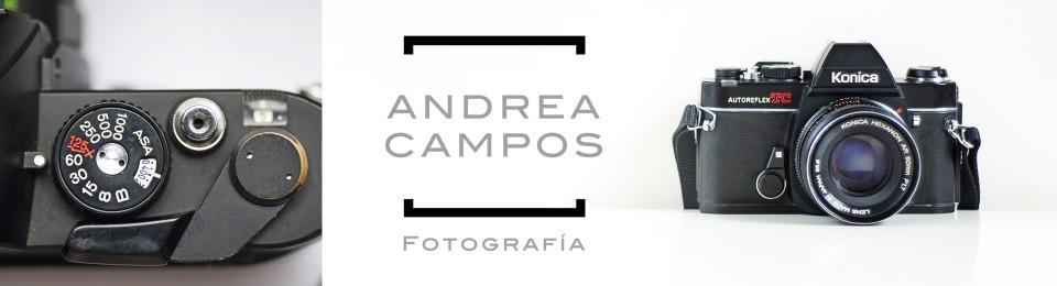 Andrea Campos Fotografía